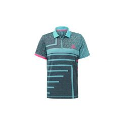 Koszulki polo z krótkim rękawem adidas  Koszulka polo Seasonal. Niebieskie koszulki polo Adidas, l, z krótkim rękawem. Za 249,00 zł.