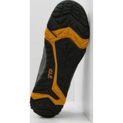 Jack Wolfskin ACTIVATE TEXAPORE LOW Obuwie hikingowe burly yellow. Szare buty trekkingowe damskie Jack Wolfskin, z gumy, outdoorowe. W wyprzedaży za 351,20 zł.