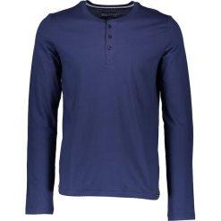 Piżamy męskie: Koszulka piżamowa w kolorze granatowym