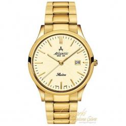 Zegarek Atlantic Zegarek męski SEALINE złoty r. uniwersalny. Żółte zegarki męskie Atlantic, złote. Za 1128,00 zł.