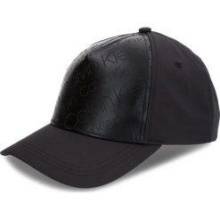 Czapka CALVIN KLEIN - Metallic Baseball Ca K40K400277 001. Czarne czapki z daszkiem męskie marki Calvin Klein, z materiału. Za 159,00 zł.