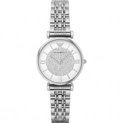 Zegarek EMPORIO ARMANI - Gianni T-Bar AR1925 Silver/Steel. Szare zegarki damskie Emporio Armani. Za 1349,00 zł.