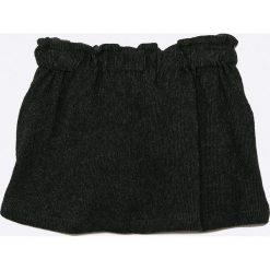 Blukids - Spódnica dziecięca 68-98 cm. Czarne minispódniczki marki Blukids, z dzianiny, proste. W wyprzedaży za 39,90 zł.