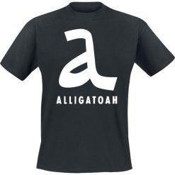 T-shirty męskie: Alligatoah A-Logo T-Shirt czarny