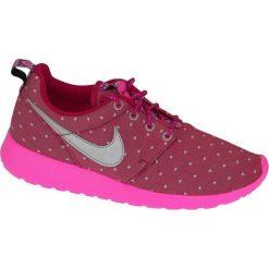 Buciki niemowlęce: Nike Buty dziecięce Rosherun Print Gs różowe r. 38.5 (677784-606)