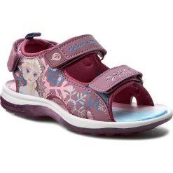 Sandały dziewczęce: Sandały FROZEN – CP44-5110DFR Fioletowy
