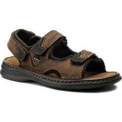 Sandały męskie skórzane: Sandały JOSEF SEIBEL – Franklyn 10236 11 341 Brasil/Schwarz
