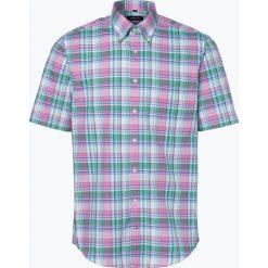 Koszule męskie na spinki: Andrew James – Koszula męska, zielony