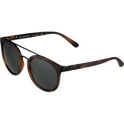Burberry Okulary przeciwsłoneczne brown. Brązowe okulary przeciwsłoneczne damskie aviatory Burberry. Za 679,00 zł.