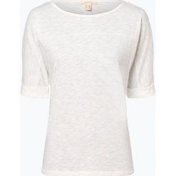 Esprit Casual - Koszulka damska, beżowy. Brązowe t-shirty damskie Esprit Casual, m. Za 69,95 zł.