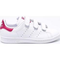 Buty sportowe dziewczęce: adidas Originals – Buty dziecięce Stan Smith CF