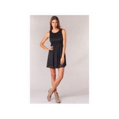 Sukienki krótkie Moony Mood  HAMEO. Czarne sukienki hiszpanki Moony Mood, l, z krótkim rękawem, mini. Za 127,20 zł.