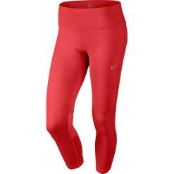 Nike Legginsy DF Epic Run Crop czerwony r. S (646229 696). Czerwone legginsy sportowe damskie marki Nike, s. Za 178,16 zł.