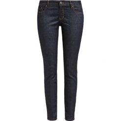Rurki damskie: BOSS CASUAL Jeans Skinny Fit navy