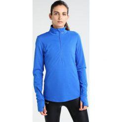 Under Armour THREADBORNE STREAKER  Bluzka z długim rękawem lapis blue. Niebieskie bluzki longsleeves marki Under Armour, s, z materiału, sportowe. W wyprzedaży za 137,40 zł.
