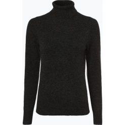 Brookshire - Sweter damski, szary. Czarne golfy damskie marki brookshire, m, w paski, z dżerseju. Za 149,95 zł.