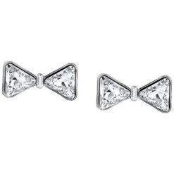 Biżuteria i zegarki: Kolczyki z kryształami Swarovski