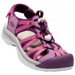 Keen Sandały Damskie Venice Ii h2 Grape Kiss/Red Violet Us 8,5 (39 Eu). Czerwone sandały damskie marki Keen. W wyprzedaży za 279,00 zł.