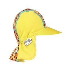 Kapelusz słoneczny, Małpki (Ticky and Bert), Medium 6-12 miesięcy żółty (C050139657). Żółte czapeczki niemowlęce Close. Za 60,76 zł.