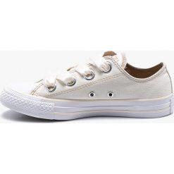 Converse - Tenisówki. Szare tenisówki damskie marki Converse, z gumy. W wyprzedaży za 219,90 zł.