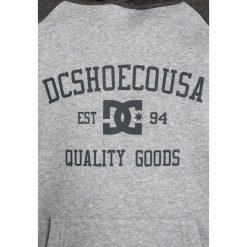 DC Shoes HEADPHASE RAGLAN Bluza z kapturem grey heather. Czarne bluzy chłopięce rozpinane marki DC Shoes, z bawełny. W wyprzedaży za 167,20 zł.