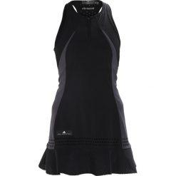 Adidas by Stella McCartney 2IN1 Sukienka sportowa black. Czarne sukienki sportowe adidas by Stella McCartney, s, z elastanu, sportowe. W wyprzedaży za 407,20 zł.