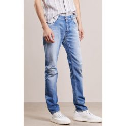 Jeansy męskie regular: CLOSED UNITY Jeansy Slim Fit blue