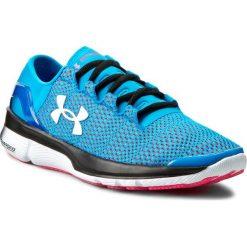 Buty UNDER ARMOUR - Ua W Speedform Turbulence 1289791-913 Dob/Hyr/Wht. Niebieskie buty do biegania damskie Under Armour, z gumy. W wyprzedaży za 299,00 zł.