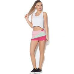 Spodnie sportowe damskie: Colour Pleasure Spodnie damskie CP-020 3 różowa r. XS/S