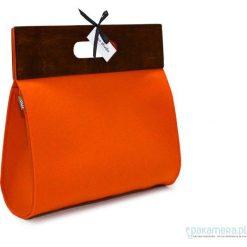 Torebki klasyczne damskie: Big Orange