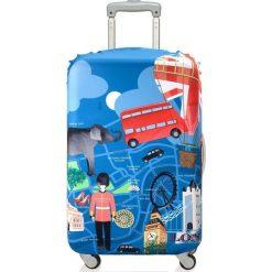 Walizki: Pokrowiec na walizkę LOQI Urban London