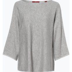 S.Oliver Casual - Sweter damski, szary. Szare swetry klasyczne damskie s.Oliver Casual, l. Za 149,95 zł.