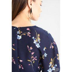 Sukienki: Missguided FLORAL MIDI DRESS Sukienka letnia navy