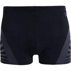 Kąpielówki męskie: Speedo CHEVRON SPLASH Kąpielówki black/oxid grey