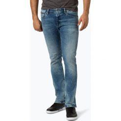 Tommy Jeans - Jeansy męskie – Scanton, niebieski. Niebieskie jeansy męskie relaxed fit Tommy Jeans. Za 329,95 zł.