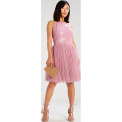 Sukienki hiszpanki: Little Mistress Petite STRAPPY FIT AND FALRE  Sukienka koktajlowa rose