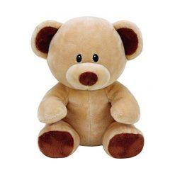 Maskotka Baby Bundles. Brązowy miś 15 cm. Brązowe przytulanki i maskotki marki TY. Za 22,99 zł.
