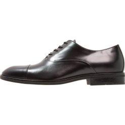 KIOMI Eleganckie buty black. Czarne buty wizytowe męskie KIOMI, z materiału, na sznurówki. Za 419,00 zł.