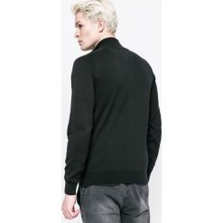Lacoste - Sweter. Czarne kardigany męskie Lacoste, m, z bawełny. W wyprzedaży za 429,90 zł.