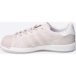 Adidas Originals - Buty Superstar Bounce W Icepur. Brązowe buty sportowe damskie marki adidas Originals, z bawełny. W wyprzedaży za 239,90 zł.