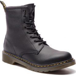 Glany DR. MARTENS - 1460 Y Black. Czarne buty zimowe damskie Dr. Martens, z materiału. W wyprzedaży za 339,00 zł.
