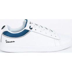 Vespa - Buty Festival. Szare buty sportowe męskie marki adidas Originals, z gumy. W wyprzedaży za 199,90 zł.
