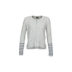 Swetry rozpinane / Kardigany Kookaï  ESMINE. Białe kardigany damskie Kookai, l. Za 263,20 zł.