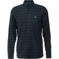 Lacoste Koszula sinople/meridian blue. Szare koszule męskie marki Lacoste, z bawełny. Za 419,00 zł.