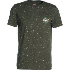 T-shirty męskie z nadrukiem: Alpha Industries STARRY Tshirt z nadrukiem dark green