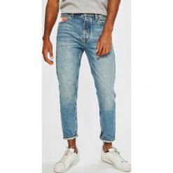Jeansy męskie regular: Tommy Jeans - Jeansy TJM 90's Dad Jeans