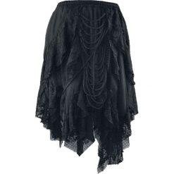 Spódniczki: KuroNeko Rosita Skirt Spódnica czarny