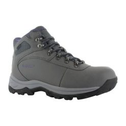 Buty trekkingowe damskie: Hi-tec Buty damskie Altitude Base Camp WP Steel Grey/Mulled Grape r. 39