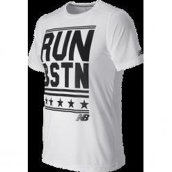 T-shirty męskie: New Balance MT61091WT