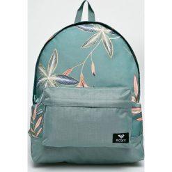 Roxy - Plecak. Niebieskie plecaki damskie Roxy, z poliesteru. Za 149,90 zł.